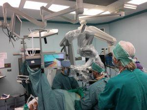 イタリア・ローマでの招聘手術 Surgery for lymphedema in Italy