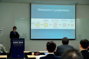 第1回アジア外科超音波学会にて講演