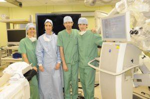 ベルギーでの招聘手術 Invited Surgery @ Belgium (Jul/2-7)