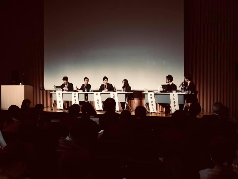 日本リンパ浮腫学会総会にて パネルディスカッションの様子
