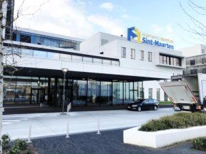 ベルギーでの招聘手術