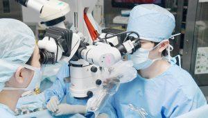 林明辰 手術中
