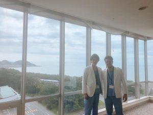イタリアローマより、Guisepee Visconti先生が訪問-亀田総合病院にて