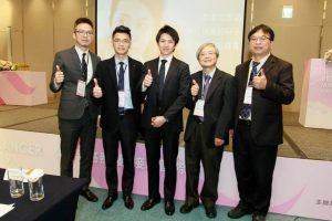台湾・乳がんケアのシンポジウムにて講演