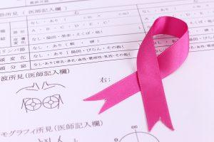 乳がん罹患の確率は「女性の11人に1人」ピンクリボン
