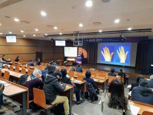 韓国・アジア外科超音波学会での講演