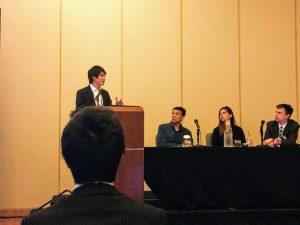 アメリカ再建マイクロサージャリー学会での発表
