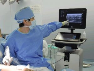埼玉県立がんセンターからの見学 画像診断